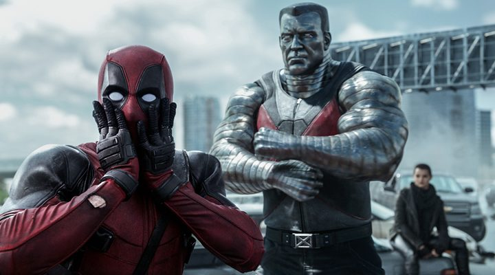 Deadpool y Coloso
