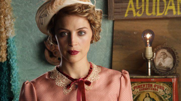 Ilse Salas interpreta a Valentina Ivanova en 'Cantinflas'