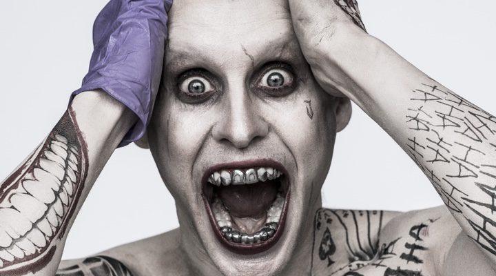 Jared Leto como el Joker en 'Escuadrón Suicida'