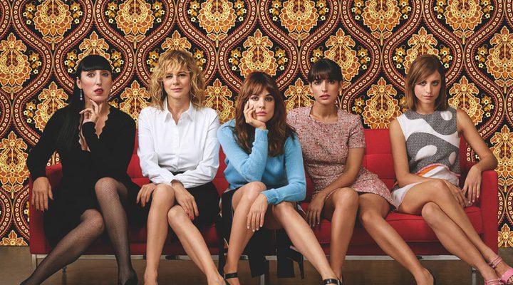 Todo el reparto femenino de 'Julieta' reunido en una imagen promocional