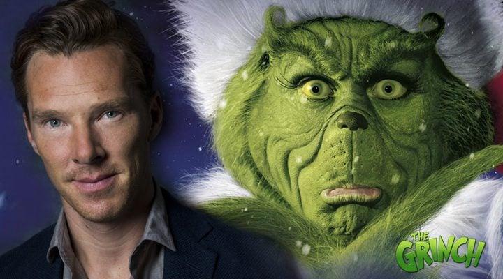 Benedict Cumberbatch será 'El Grinch'