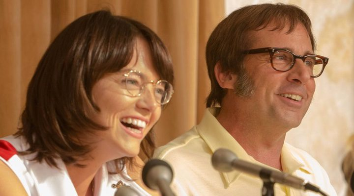 'Battle of the Sexes'