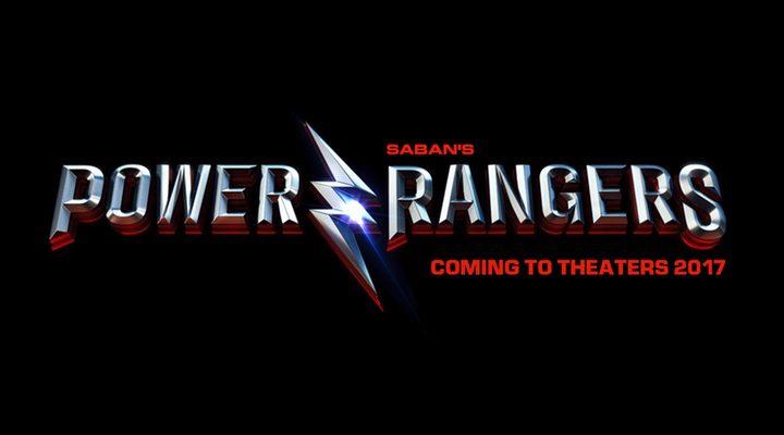 Nuevo logotipo de 'Power Rangers'