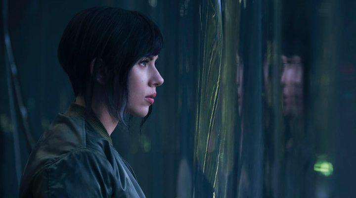 Primera imagen de Scarlett Johansson caracterizada como la protagonista de 'Ghost in the Shell'