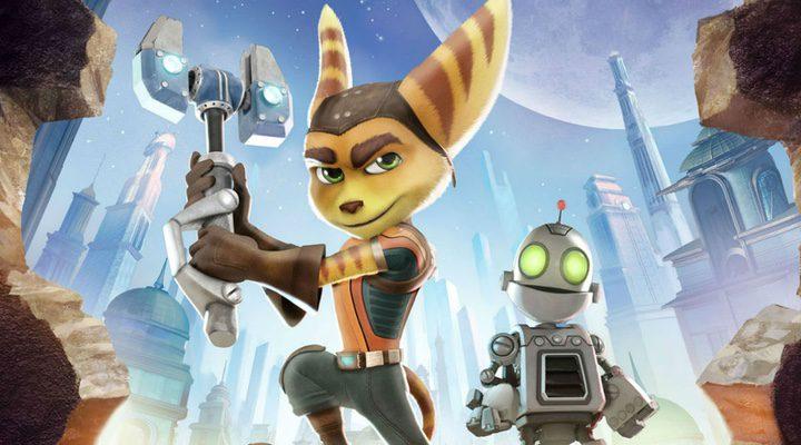 'Ratchet & Clank' nueva película de naimación producida por Sony Pictures
