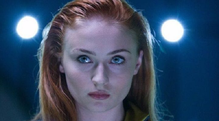 Sophie Turner es Jean Grey