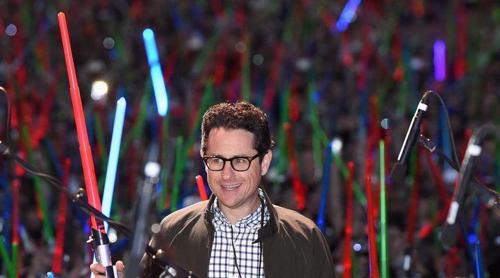 J.J. Abrams en la ComiCon