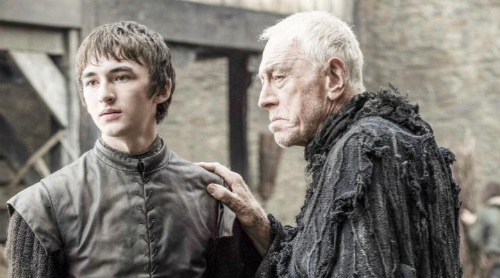 Bran y el Cuervo de Tres Ojos