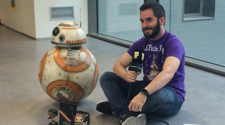 Entrevista a BB-8