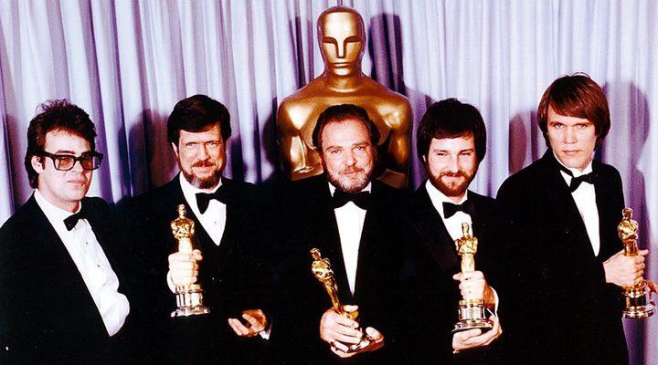 Kit West gana el Oscar por Indiana Jones en busca del arca perdida
