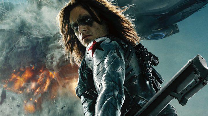 Soldado de Invierno es uno de los personajes principales dentro de la saga 'Capitán América'