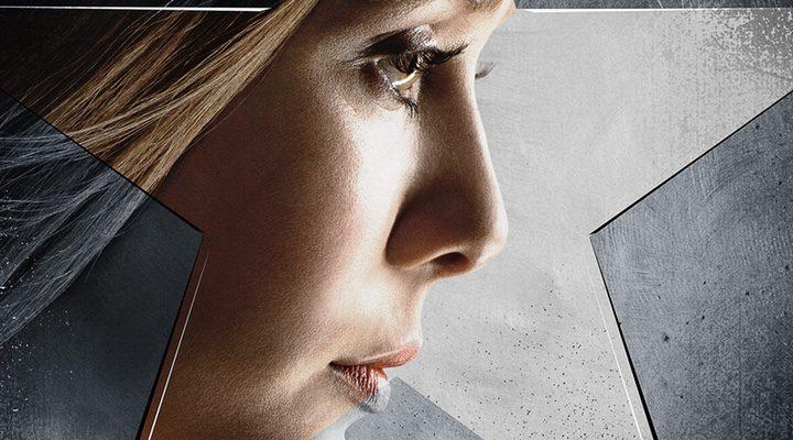 Elizabeth Olsen interpreta a Bruja Escarlata en la tercera entrega de 'Capitán América'