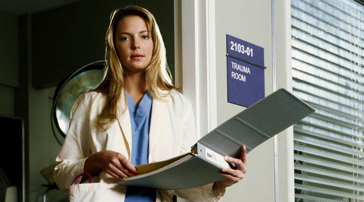 Katherine Heigh recibió un Emmy gracias a su participación en la serie 'Anatomía de Grey'