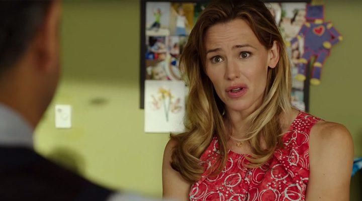 Jennifer Garner, pasándolo muy mal en 'Los Milagros del Cielo'