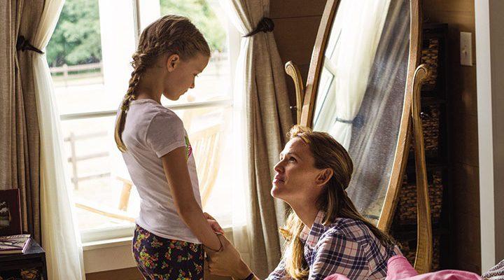Jennifer Garner y Kylie Rogers, madre e hija unidas en 'Los Milagros del Cielo'