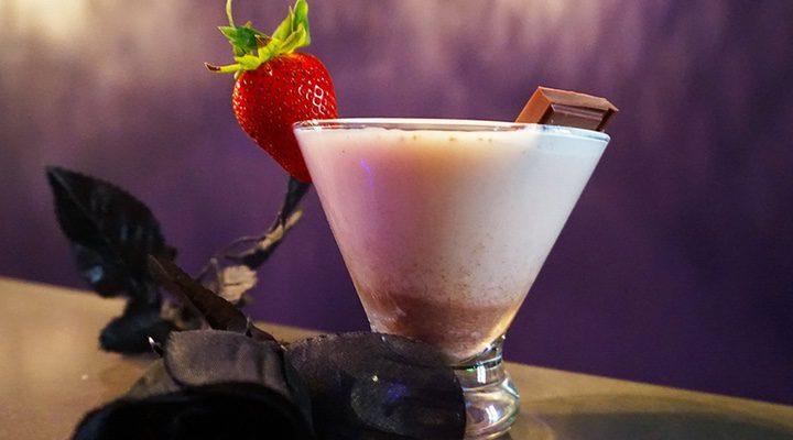 Las bebidas del local están inspiradas en personajes de Tim Burton