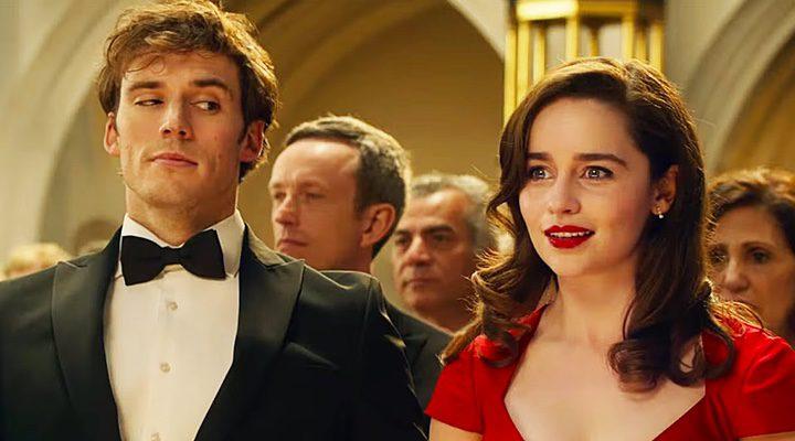 Emilia Clarke y Sam Claflin en 'Antes de ti'