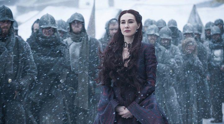 Melisandre, 'Juego de Tronos'