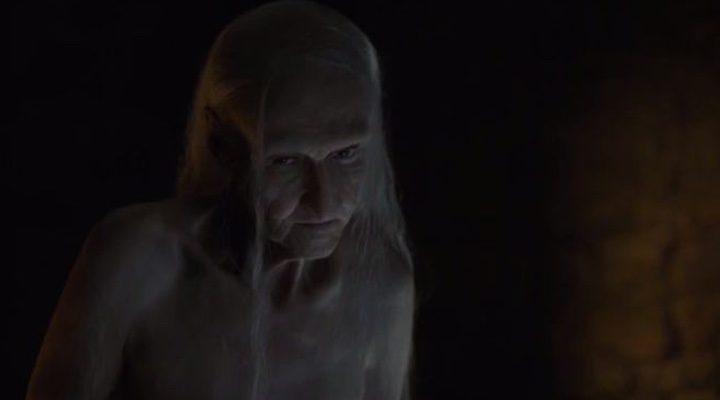 Melisandre anciana, 'Juego de Tronos'