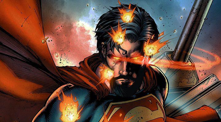 Superman barba