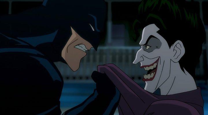 Lucha en 'Batman: The Killing Joke'