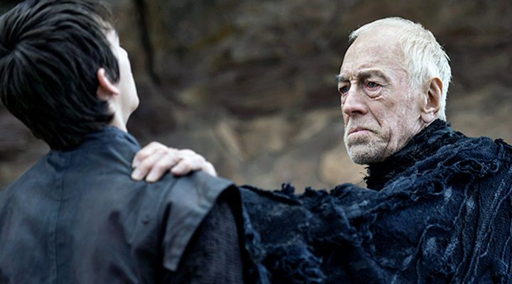 Bran Stark, Three Eyes Raven