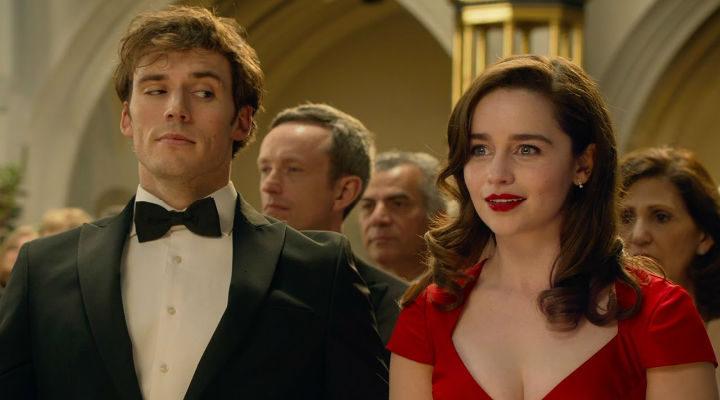 Sam Claflin y Emilia Clarke en 'Antes de ti'