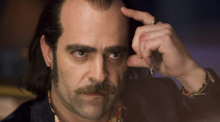 Luis Tosar en 'Toro'