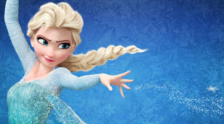 Elsa de 'Frozen'