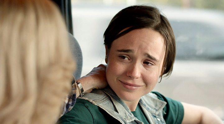 Ellen Page en Freeheld