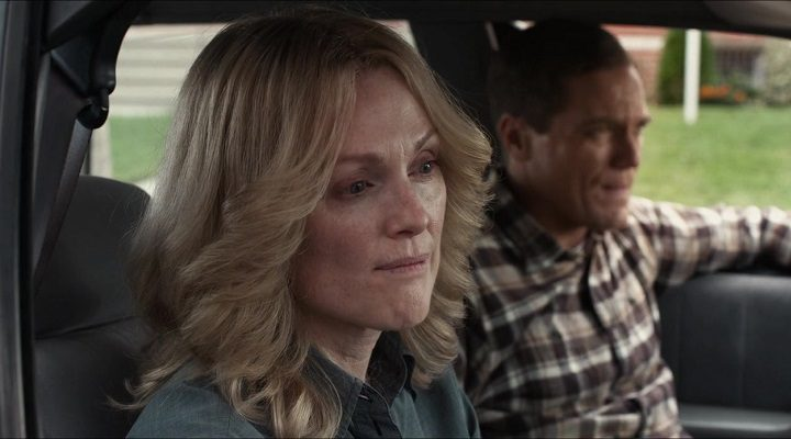 Julianne Moore y Michael Shannon en Freeheld