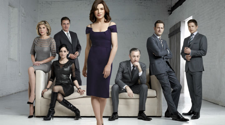Cast de las primeras temporadas de 'The Good Wife'