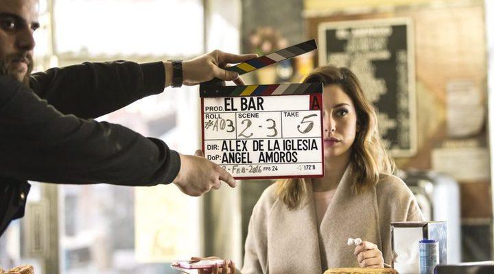 Blanca Suárez en 'El bar'