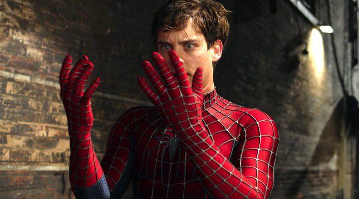 Tobey Maguire en 'Spider-Man 2'