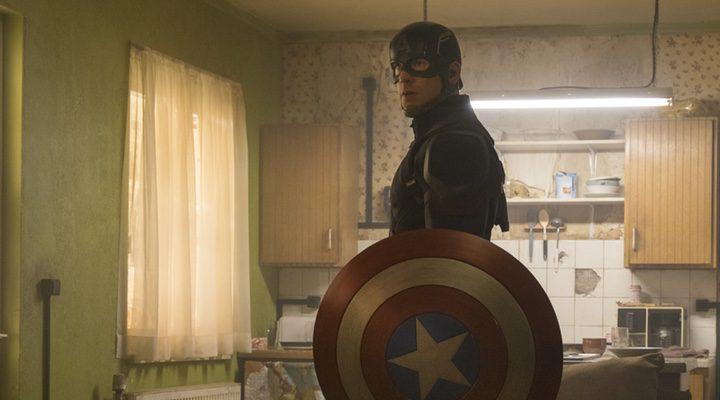 Capitán América: Civil War, Récord Disney