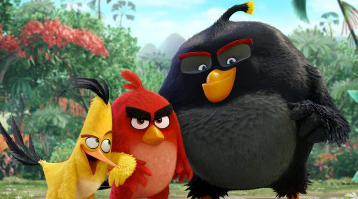 'Angry Birds'