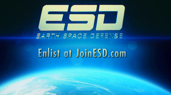 Siglas de la Earth Space Defense