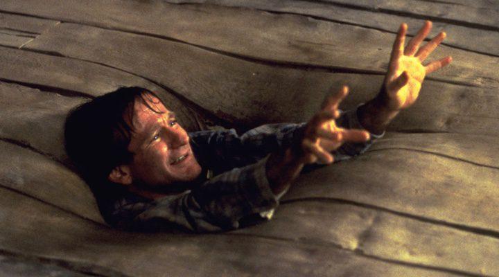 Robin Williams en 'Jumanji'