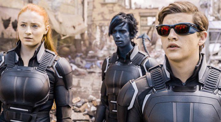 fotograma de la película 'X-Men: Apocalipsis'