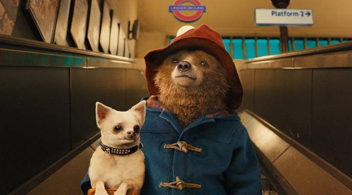 fotograma de 'Paddington', película de 2014