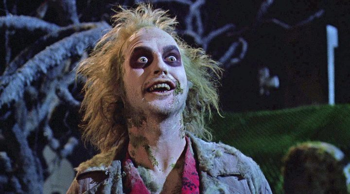 Michael Keaton, Beeteljuice