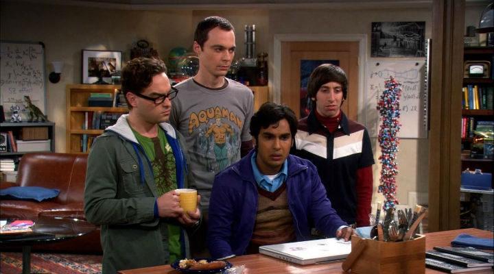 Los nerds de 'The Big Bang Theory' no saben nada