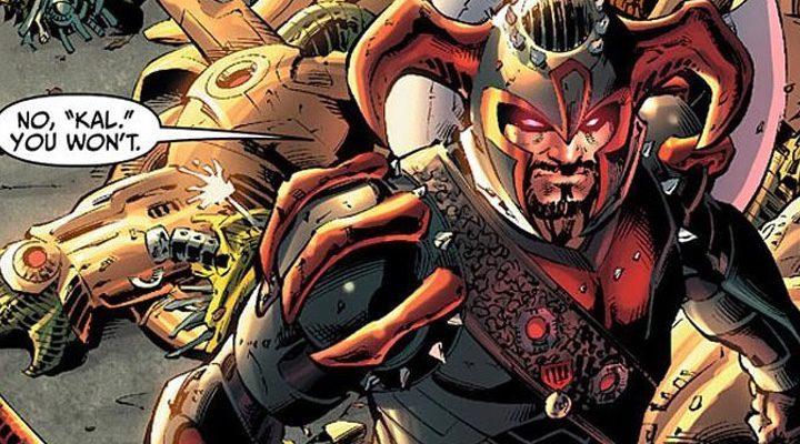 Steppenwolf, el posible villano de 'La Liga de la Justicia. Parte 1'