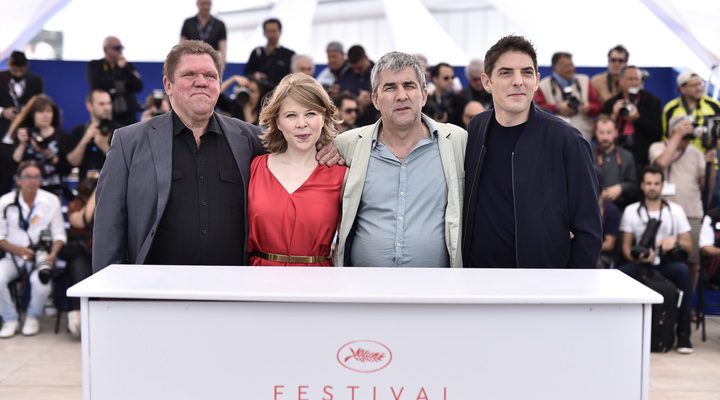Alain Guiraudie, Cannes 2016