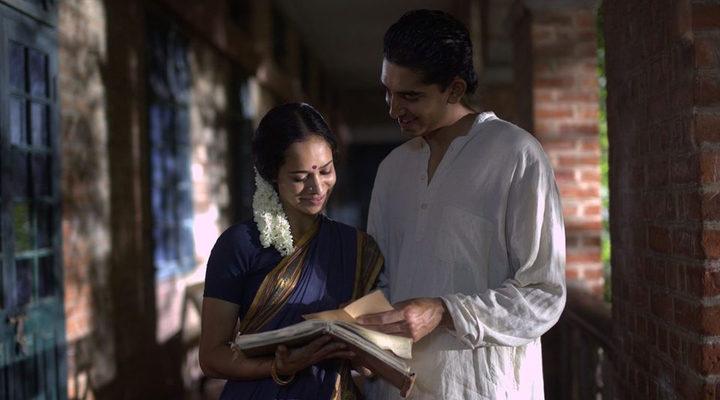 Dev Patel en El hombre que conocía el infinito