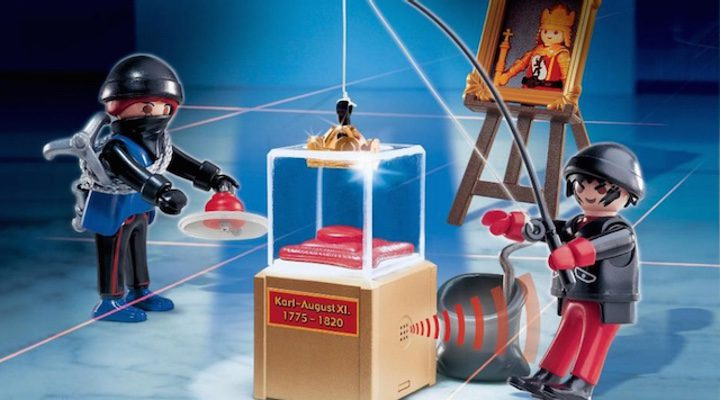 'Playmobil: Robbers, Thieves and Rebels'