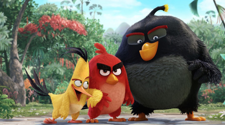 'Angry Birds. La película'