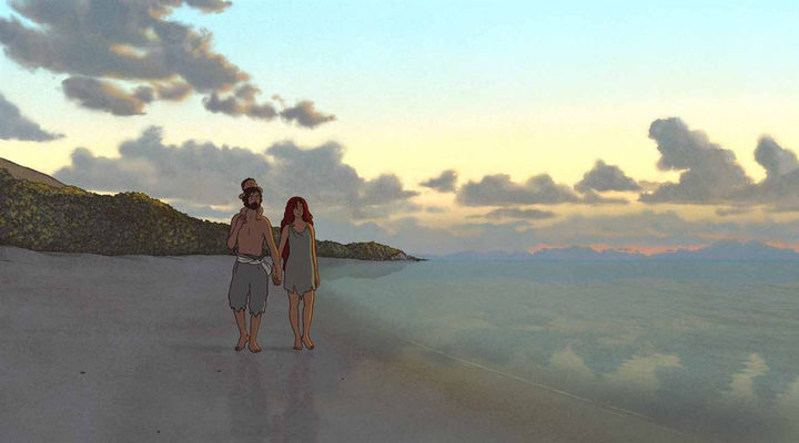 The Red Turtle La tortue rouge
