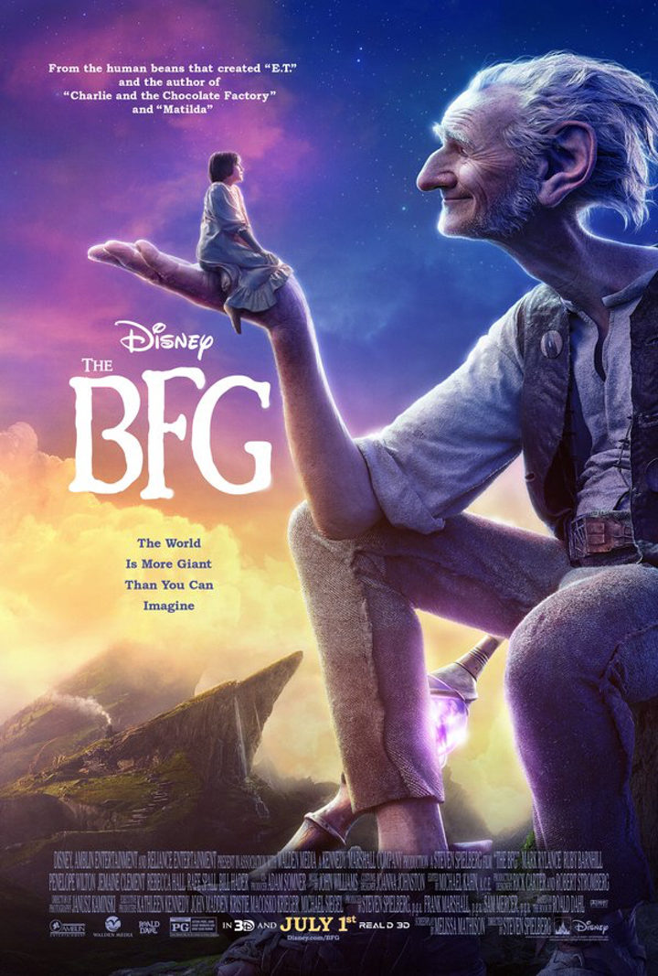 Poster Mi amigo el gigante