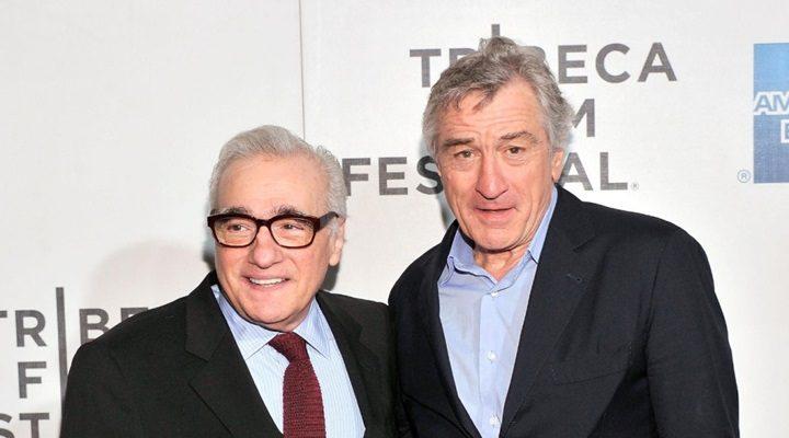 Scorsese y De Niro